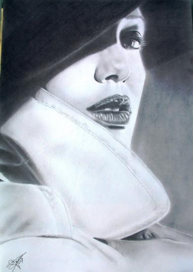 Angelina Jolie by geraldine44